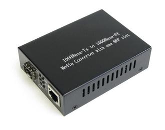 Медиаконвертер с SFP портом
